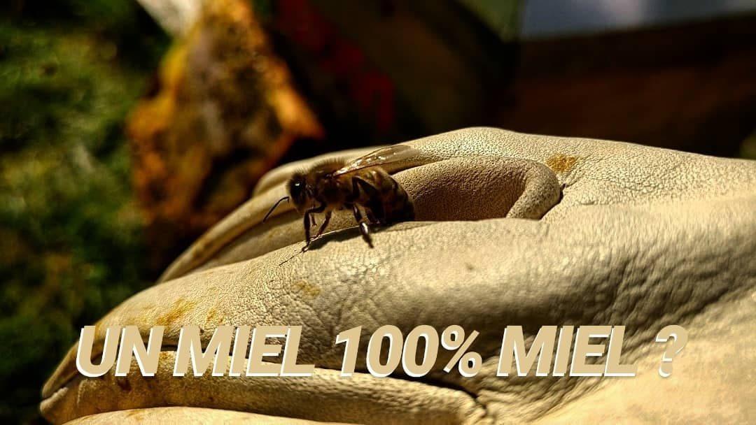 Un miel 100% miel ?