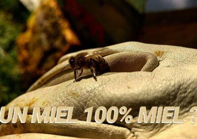 Le miel, un produit de luxe 100% naturel ?