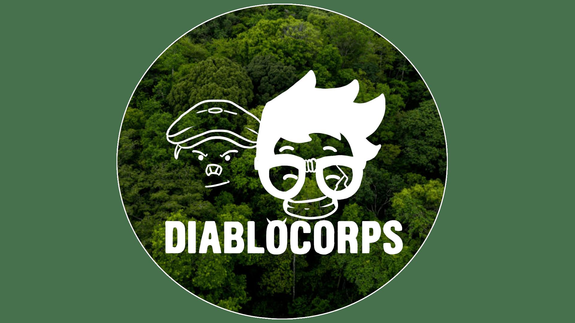 Logo innutswetrust diablocorps