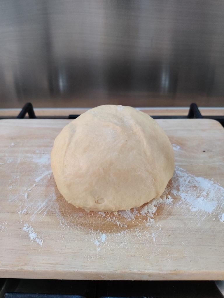 Buns burgers recette pâte