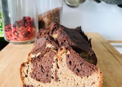 Cake marbré de Lauriane