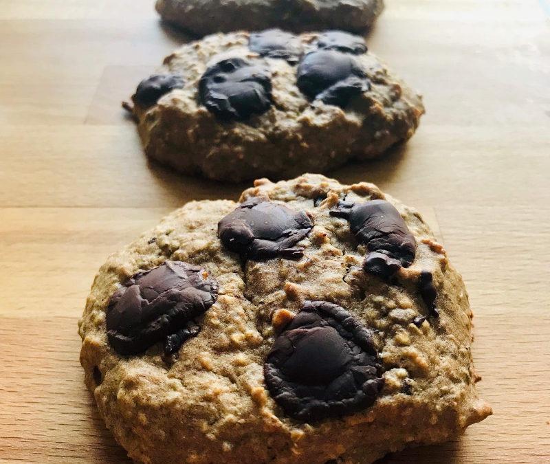 Les cookies au chocolat de Lauriane