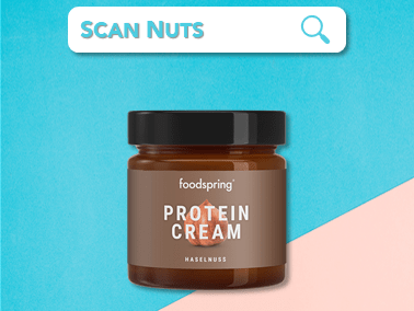 Foodspring® pâte à tartiner noisette protéinée