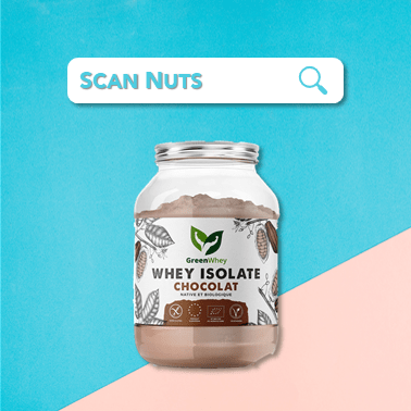 Greenwhey whey isolat protein native bio : test-avis-score scannuts