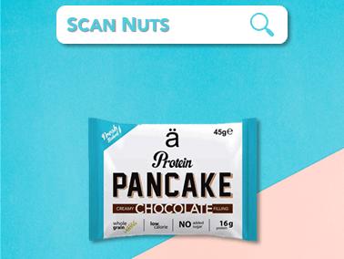 Nanosupps protein pancake chocolat