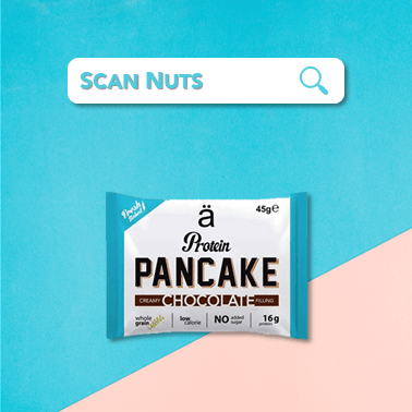 Nanosupps protein pancake chocolat : test-avis-score scannuts