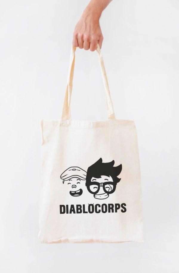 Totebag diablocorps