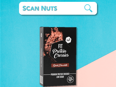 Nu3 fit protein crossies chocolat