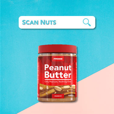 Prozis peanut butter scannuts