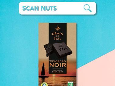 Grain de Sail chocolat noir