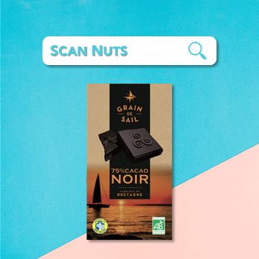 Grain de Sail chocolat noir : test-avis-score scannuts