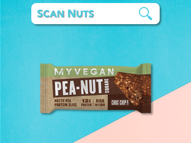 Myprotein myvegan peanut square