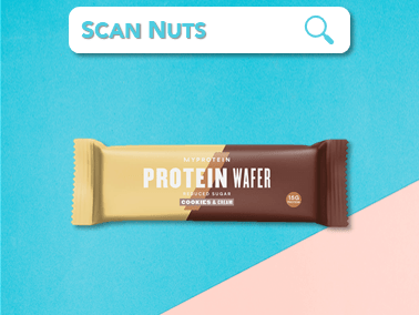 Myprotein protein wafer cookie cream