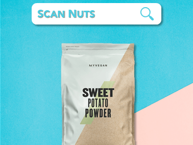 Myprotein sweet potato powder