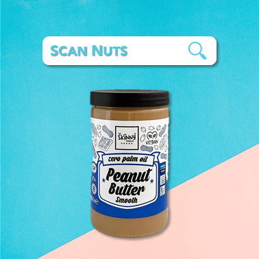 The skinny food co peanut butter : test-avis-score scannuts