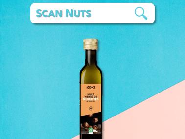 Unicoque Koki huile vierge de noisette bio