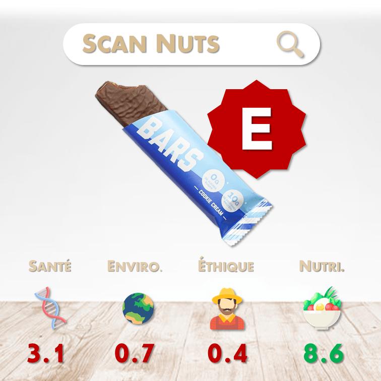 So shape barre brkfst cookie score scannuts
