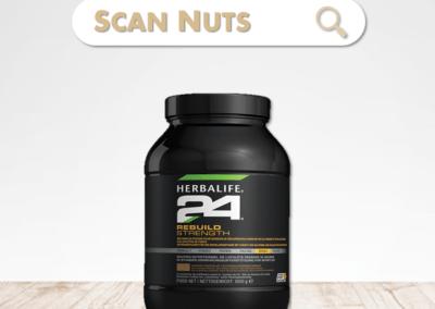 Herbalife 24 rebuild strength : test-avis-score scannuts