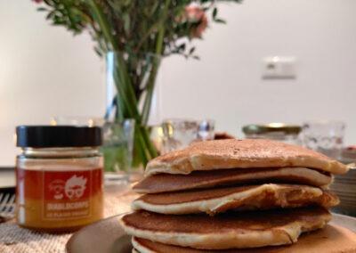 Pancakes stars des brunchs
