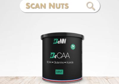 BeNN BeCAA mint : test-avis-score scannuts