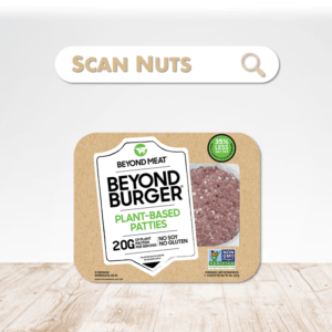 Beyond Meat burger : test-avis-score scannuts