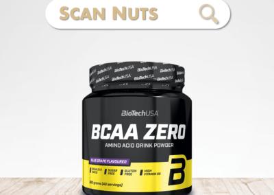 Biotech USA BCAA zero : test-avis-score scannuts