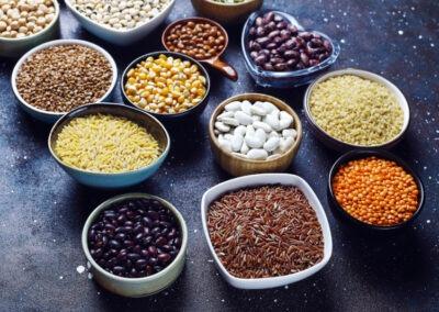 Protéines végétales : complément alimentaire