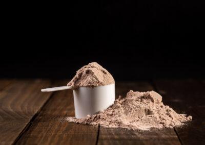 Whey protéine : complément alimentaire