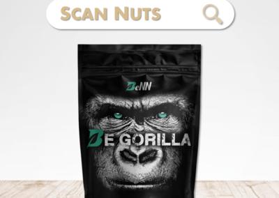 BeNN BeGorilla protéine chocolat
