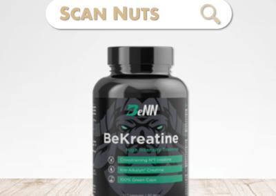 BeNN BeKreatine : test-avis-score scannuts