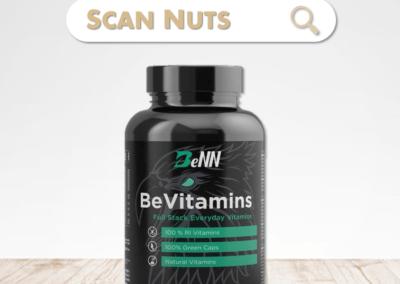 BeNN BeVitamins : test-avis-score scannuts