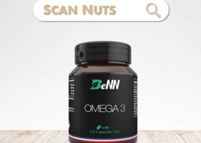 BeNN Omega 3 : test-avis-score scannuts