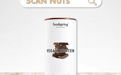 Foodspring® vegan protein chocolat