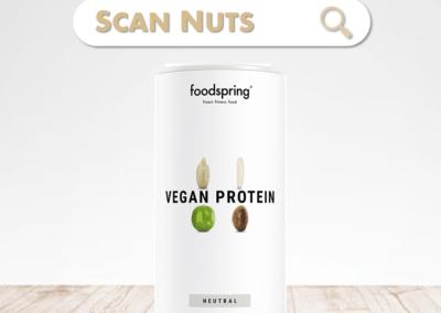 Foodspring® vegan protein neutral