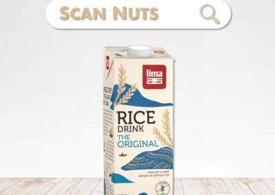 Lima rice original