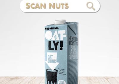 Oatly oat drink