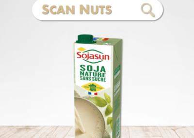 Sojasun boisson végétale soja nature sans sucres