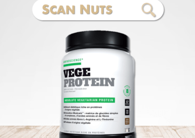 NHCO Nutrition vege protein