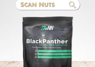 BeNN BlackPanther whey chocolat