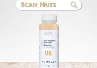 Humble plus ull protein smoothie