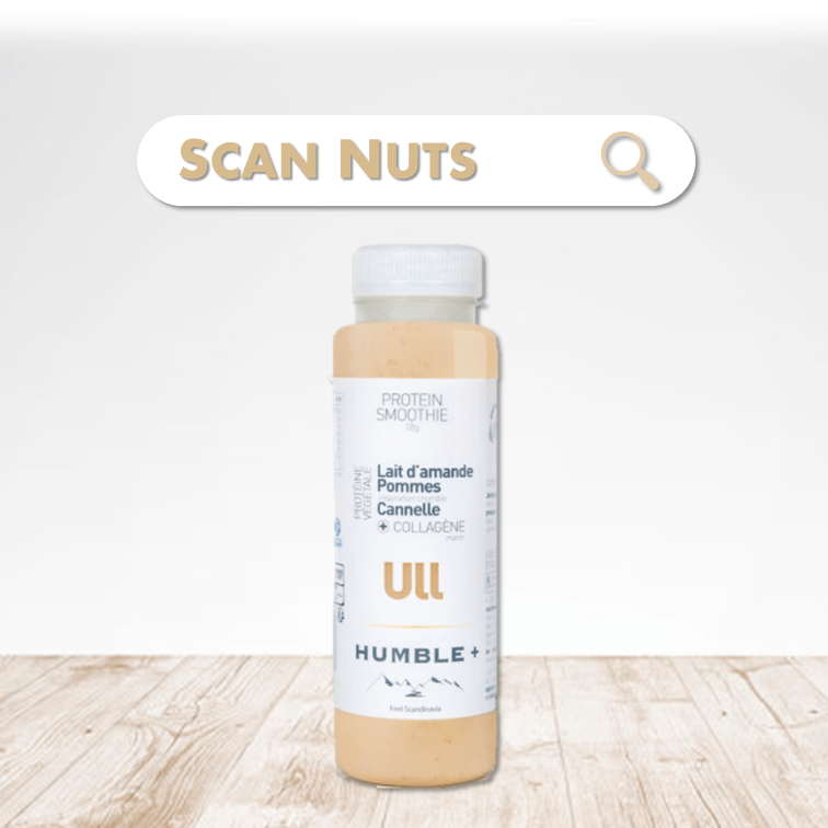 Humble plus ull protein smoothie scannuts