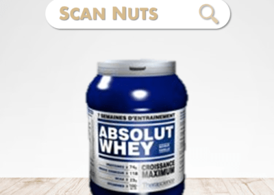 Therascience absolut whey chocolat