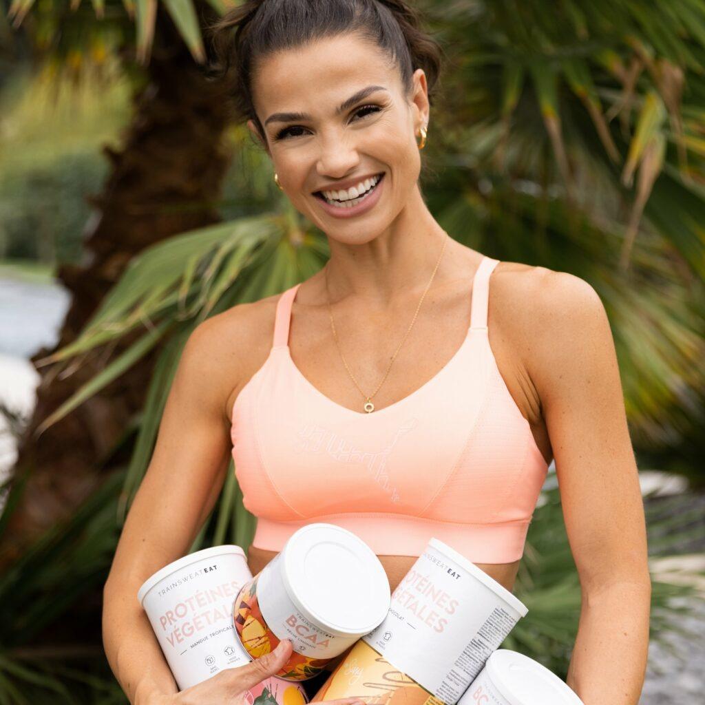 Trainsweateat nutrition sissy mua compléments alimentaires